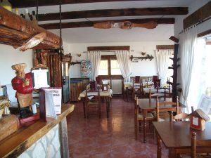 Restaurante buenache de la Sierra