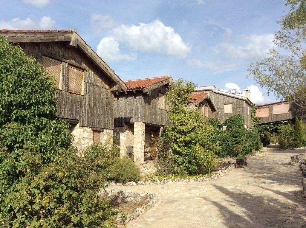 Complejo de cabañas en Buenache de la sierra, Cuenca