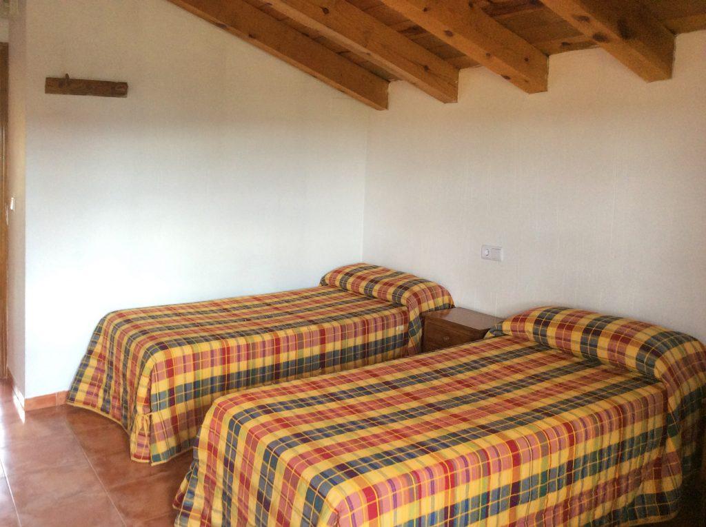 habitacion cabaña rural