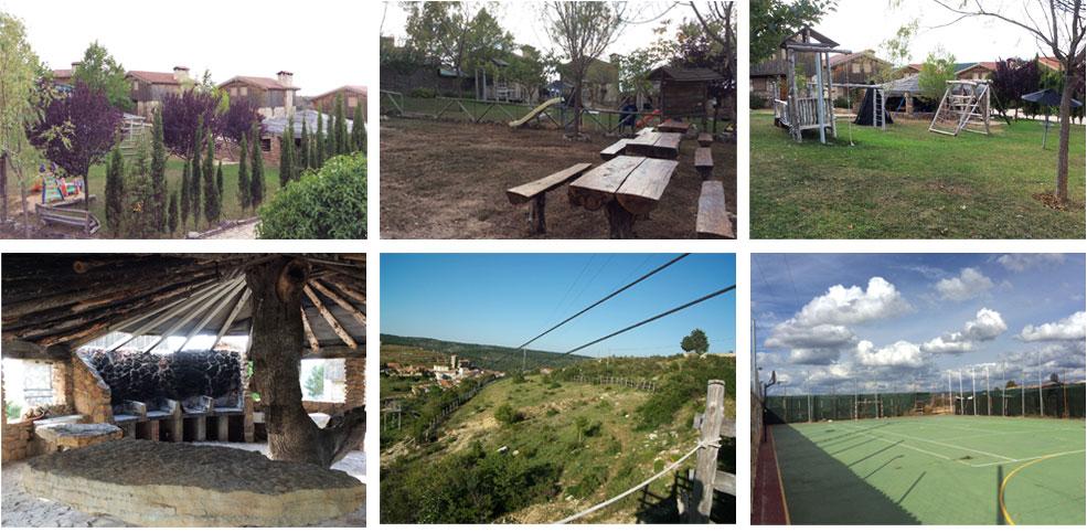 complejo rural Buenache